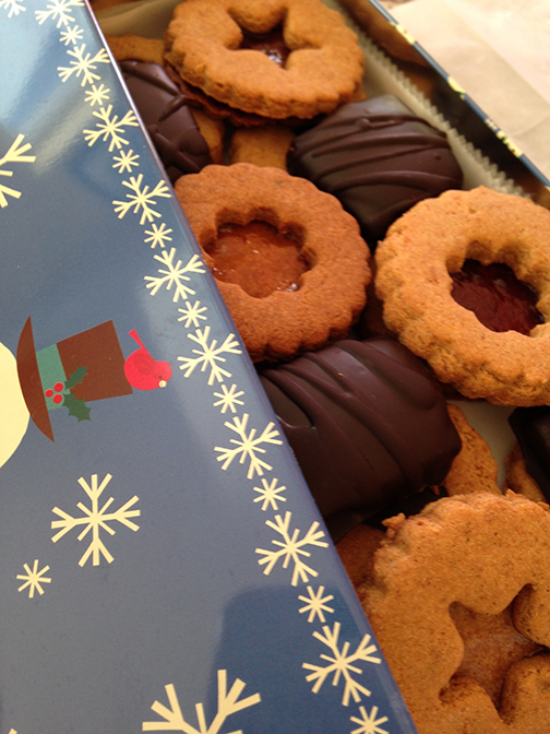 Gluten, Dairy and Sugar free HOLIDAY COOKIES
