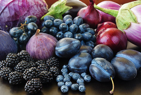 purple foods