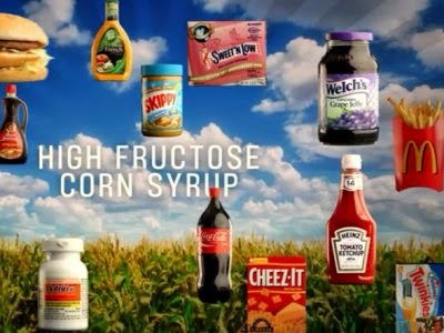 high-fructose-corn-syrup in common products